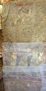 Jesus painting discovered in Egyptian Tomb