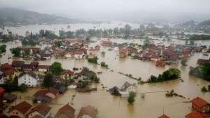 Flood in Bosnia and Herzegovinia is worst in 120 years