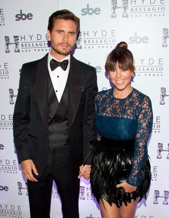 Kourtney Kardashian and long time boyfriend Scott Disick expecting baby number 3!