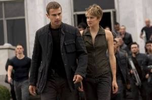 Shailene Woodley and Theo James will star in the second film in the Divergent Series.