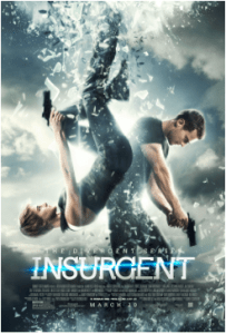 The Divergent Series: Insurgent will air it's trailer during the Super Bowl.