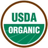 This label means the product is USDA certified and has met ALL USDA standards. Logo Credit: USDA.gov