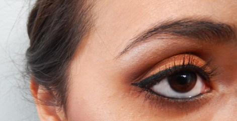 eye makeup for valentines day look