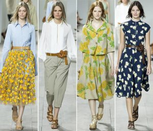 Michael Kors Spring/summer 2015 collection