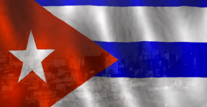 Christian Daniel is proud to be from Cuba.