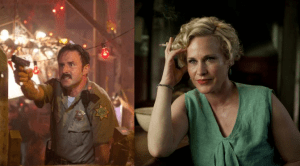 David and Patricia Arquette are brother and sister.