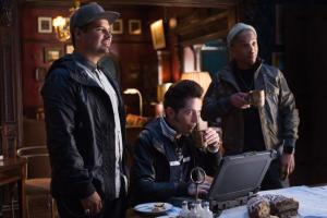Michael Pena plays Scott Lang's best friend Luis in Ant-Man.