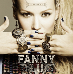 "Fanny Lu debuts her latest single ""El Perfume""."