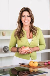 Doreen Colondres author of The Kitchen Doesn't Bite is the celebrity chef for Pork te Inspira.