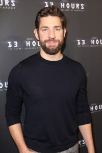 John Krasinski delivers a stellar performance in 13 Hours: The Secret Soldiers of Benghazi