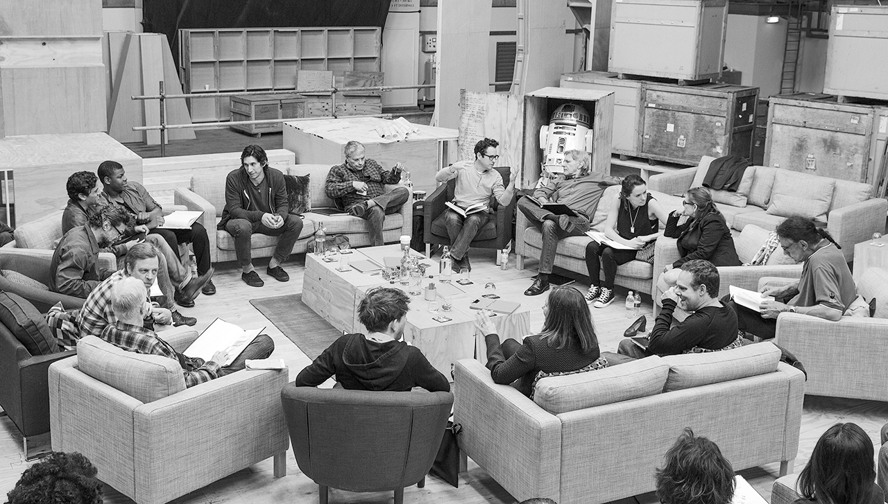 Star Wars: Episode VII cast announced. Han Solo (Harrison Ford) will be playing a large role.