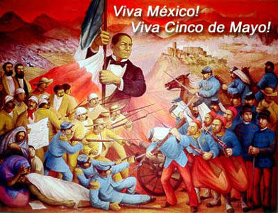 Battle of Pueblo on Cinco de Mayo