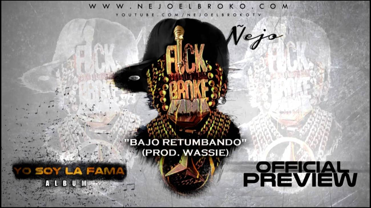 Puerto Rican rapper Nejo el Broko releases his new studio album.