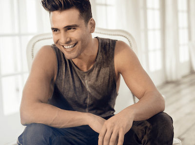 Christian Daniel is obtained two nomination to the Latin Billboard Awards.