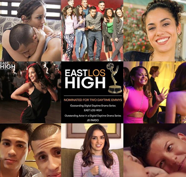 East Los High obtained two Daytime Emmy Award nods.