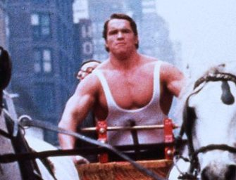 Trailer: Hercules In New York