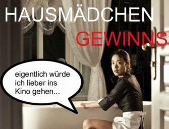 Gewinnspiel: Das Hausmädchen (Vienna Special)