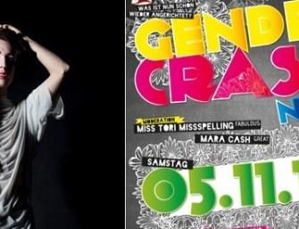Konzertvorschau: Gender Crash IV: Crazy Bitch In A Cave und Porcelain Hip (mit Gewinnspiel)