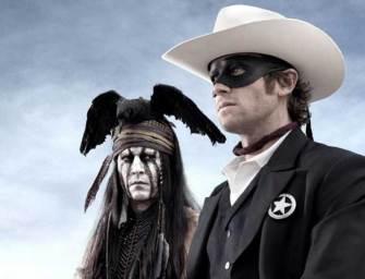 Trailer: The Lone Ranger