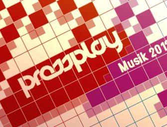 Jahrescharts der Redaktion 2012: Musik – Teil 2!