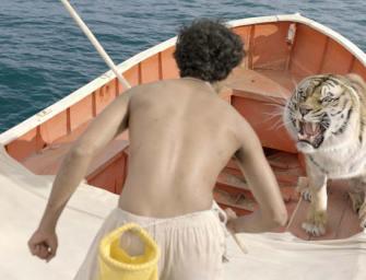 Life of Pi – Schiffbruch mit Tiger