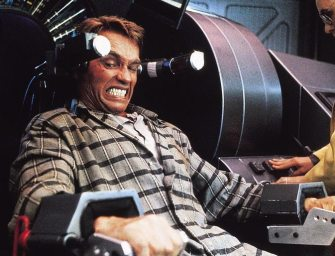 Clip des Tages: Every Arnold Scream From Every Arnold Movie