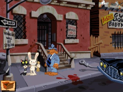 Sam and Max Hit the Road (1993)