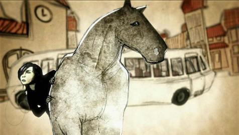 Der Conny ihr Pony, Reg.: Robert Pohle und Martin Hentze