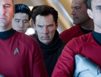 Star Trek Into Darkness Blu-Ray Gewinnspiel