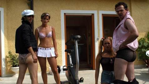 Nacktschnecken (2004), Reg.: Michael Glawogger. Mit Michael Ostrowski, Pia Hierzegger