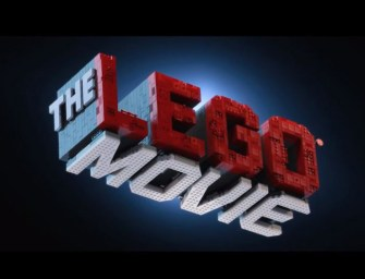 Trailer: The Lego Movie
