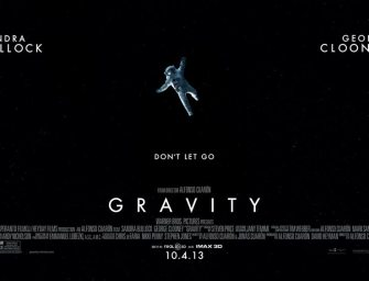 Trailer: Gravity