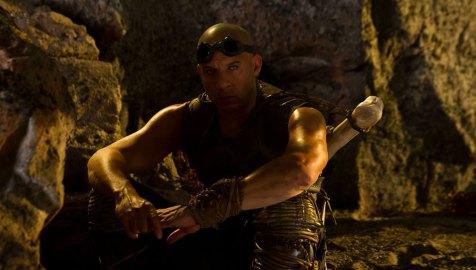 Riddick (Sci-Fi Action). Regie: David Twohy. 19.09.