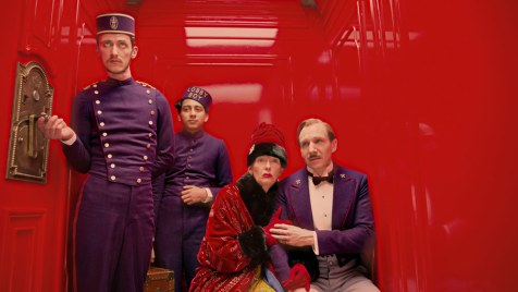 Grand Budapest Hotel (Tragikomödie, Regie: Wes Anderson, 07.03.)