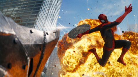 The Amazing Spider-Man 2 – Rise of Electro (Action, Regie: Marc Webb, 17.04.)