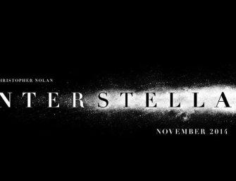 Trailer: Interstellar (#2)