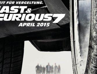 Trailer: Furious 7