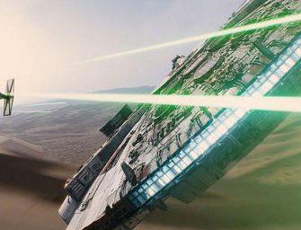 Trailer: Star Wars: Episode VII – The Force Awakens