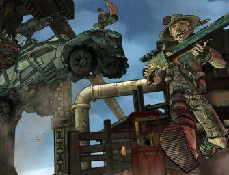 Trailer: Tales from the Borderlands