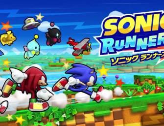 Trailer: Sonic Runners