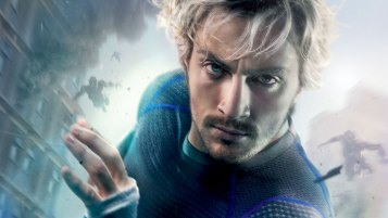 Pietro Maximoff alias Quicksilver (Aaron Taylor-Johnson)