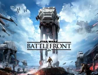 Trailer: Star Wars Battlefront