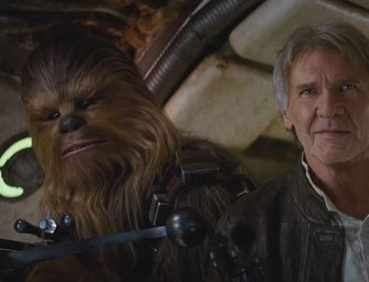 Trailer: Star Wars: Episode VII – The Force Awakens (#2)