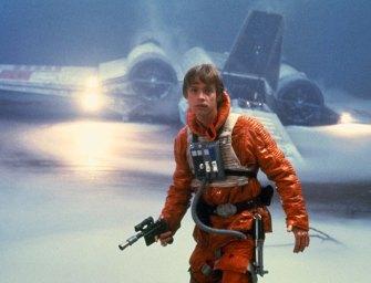Clip des Tages: Luke Skywalker Kill Count