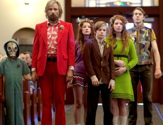 Trailer: Captain Fantastic