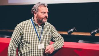 Festivalleiter Christian Gaigg