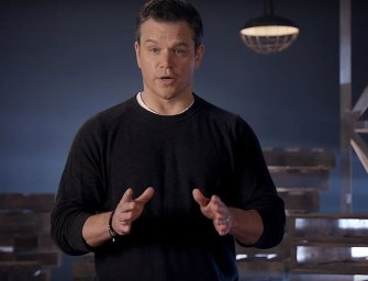 Clip des Tages: Matt Damon erklärt die Bourne-Trilogie (in 90 Sekunden)