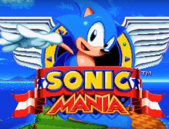 Trailer: Sonic Mania