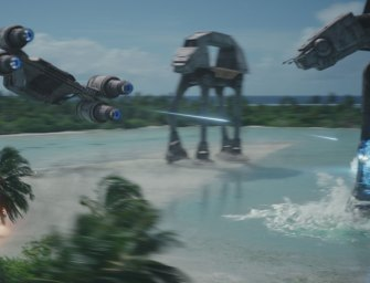 Trailer: Rogue One: A Star Wars Story (#2)