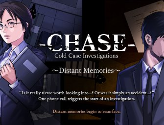 Chase: Cold Case Investigations – Distant Memories